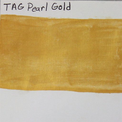 TAG - Pearl Gold  32g SWATCH - Jest Paint Store