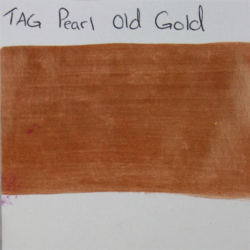 TAG - Pearl Old Gold  32g SWATCH - Jest Paint Store