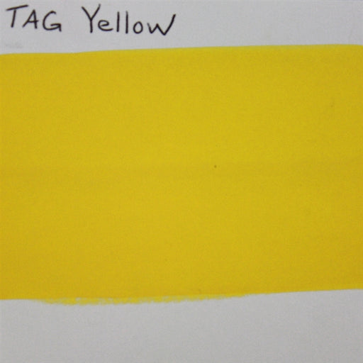 TAG - Yellow  32g SWATCH - Jest Paint Store