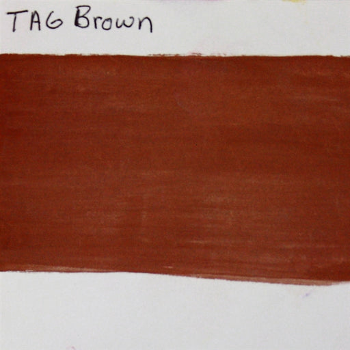 TAG - Brown  32g SWATCH - Jest Paint Store