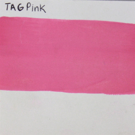 TAG - Pink  32g SWATCH - Jest Paint Store