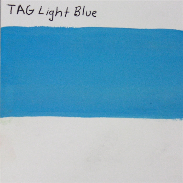 TAG - Light Blue  32g SWATCH - Jest Paint Store