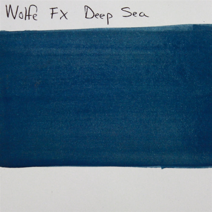Wolfe FX  Essential - Deep Sea 30gr *Discontinued SWATCH - Jest Paint Store