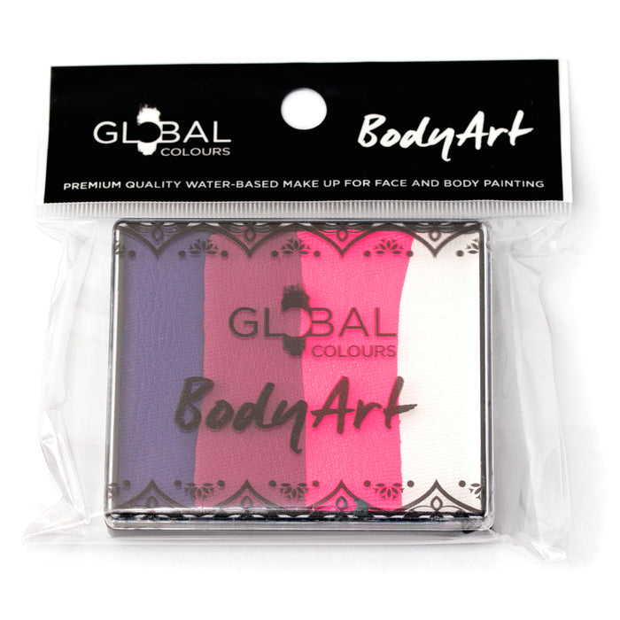 Global Colours | Rainbow Cake - Little Lady 50gr (Magnetized) - Jest Paint Store