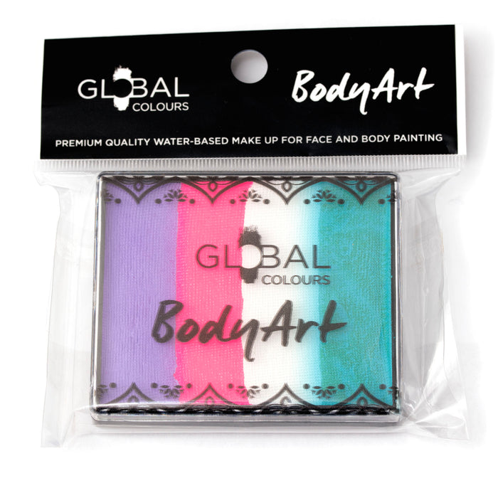 Global Colours Paint | Split Cake - Unicorn Dream 50gr (Magnetized) - Jest Paint Store