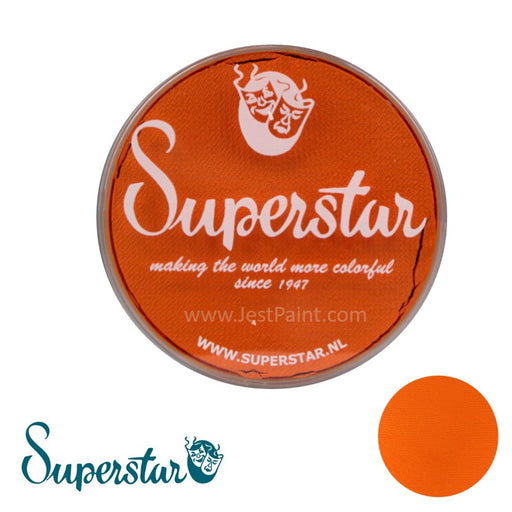 Superstar Face Paint | Light Orange 046 - 45gr
