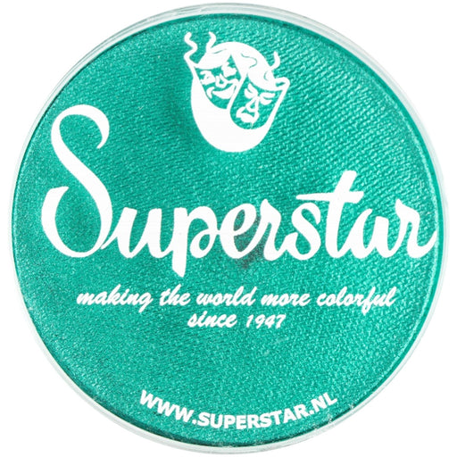 Superstar Face Paint | Peacock Shimmer 341 - 45gr - Jest Paint Store
