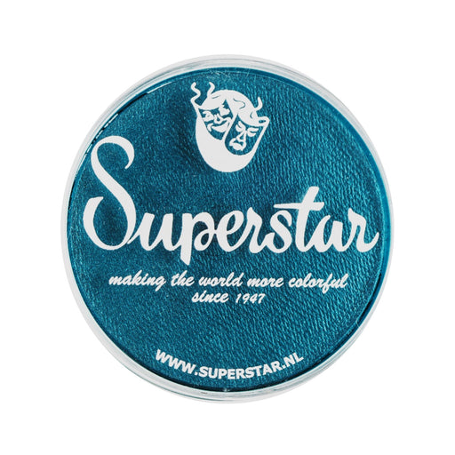 Superstar Face Paint | Snow Petrol Shimmer 273 - 16gr - Jest Paint Store