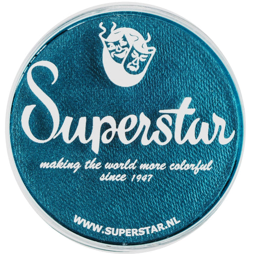 Superstar Face Paint | Snow Petrol Shimmer 273 - 45gr - Jest Paint Store