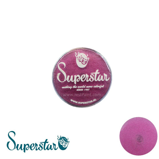 Superstar Face Paint | Star Magenta Shimmer 427 - 16gr