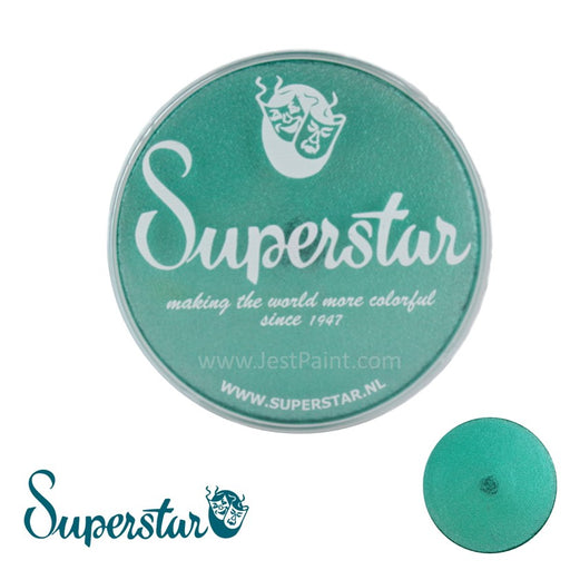 Superstar Face Paint | Star Green 309 - 45gr