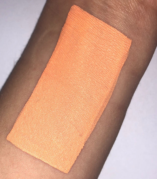 Superstar Face Paint | Peach 104 - swatch on skin