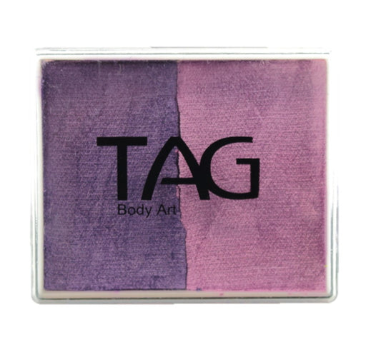 TAG Face Paint Split - Pearl Purple and  Pearl Lilac 50gr #4 - Jest Paint Store