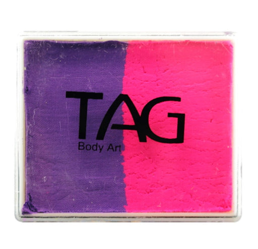TAG Paint Split - EXCL Neon Magenta and Neon Purple 50gr - #17 - Jest Paint Store