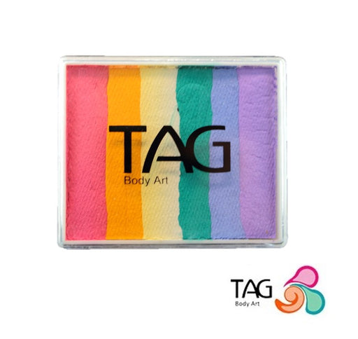 TAG Face Paint Split Cake - Fairy Floss 50gr  #14 - Jest Paint Store