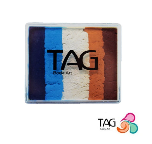 TAG Face Paint Duo - EXCL Teddy Bird 50gr #7 Jest Paint Store