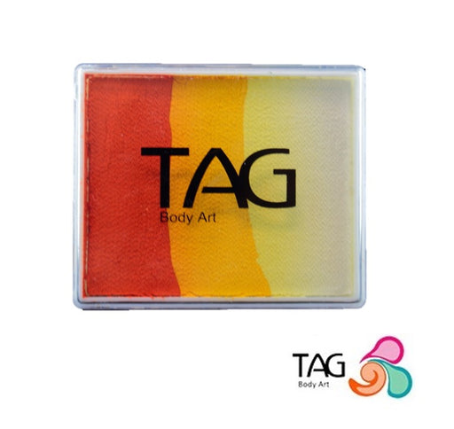 TAG  Face Paint Base Blender - Tiger 50gr  #15 - Jest Paint Store