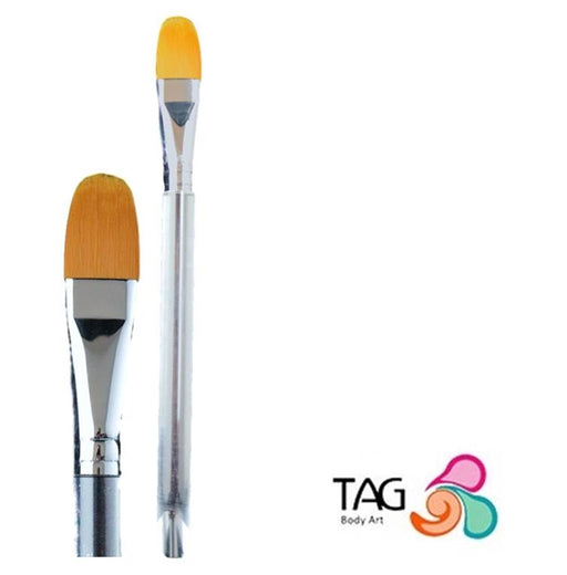 "Face Painting Brush -  TAG - Filbert #12 (3/4"") - Jest Paint Store"