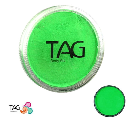 TAG Paint - Neon Green  32gr - Jest Paint Store