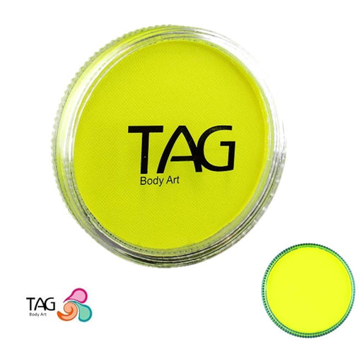TAG Paint - Neon Yellow  32gr - Jest Paint Store