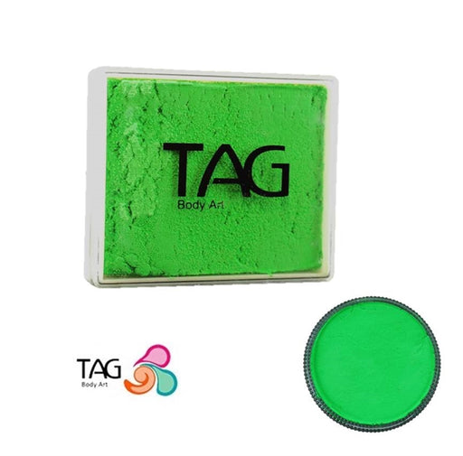 TAG Paint - Neon Green 50gr  #21 - Jest Paint Store