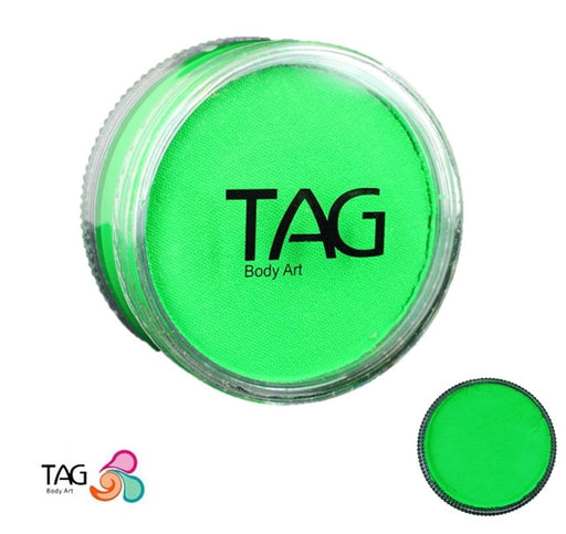 TAG Paint- Neon Green 90gr - Jest Paint Store