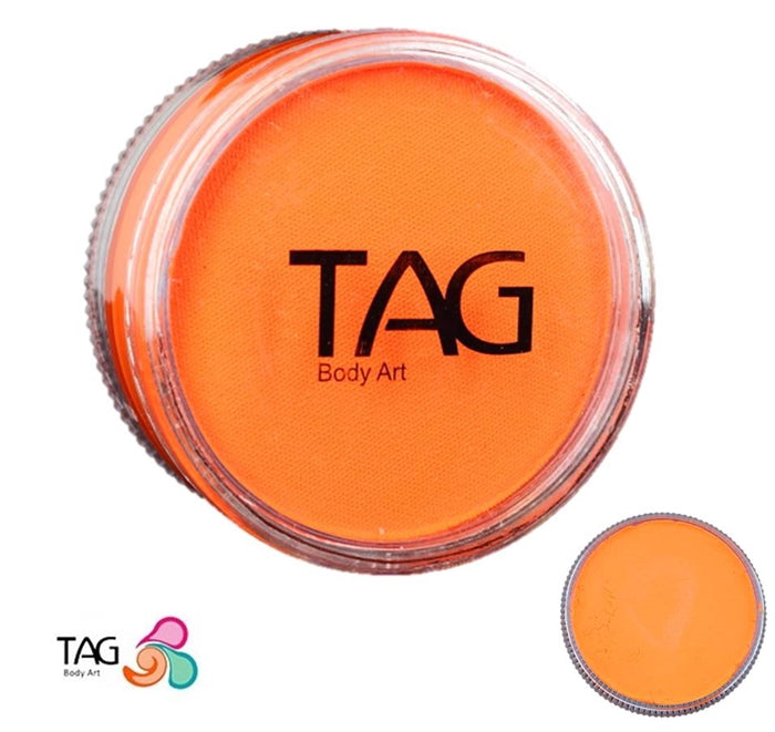 TAG Paint - Neon Orange 90gr - Jest Paint Store
