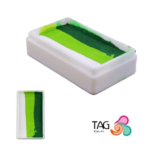 TAG Face Paint 1 Stroke  - Leaf White   #3 - Jest Paint Store