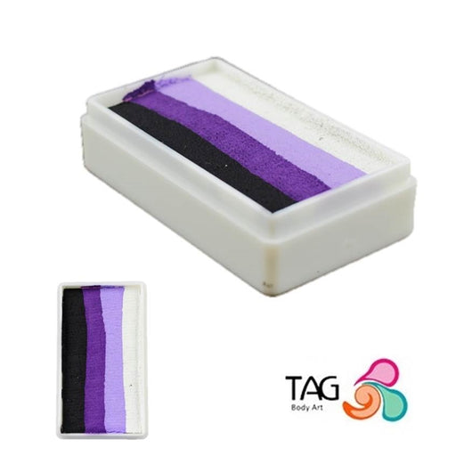 TAG Face Paint 1 Stroke - Black Iris   #12 - Jest Paint Store