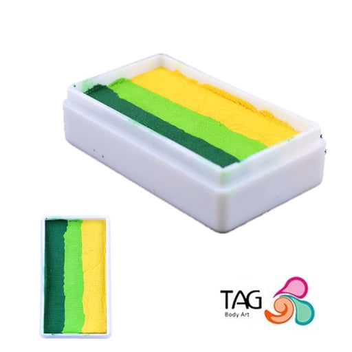 TAG Face Paint 1 Stroke - Leaf Yellow   #20 - Jest Paint Store