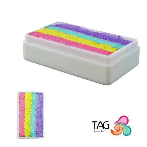 TAG Face Paint 1 Stroke - EXCL Happy Swirl 30gr  #4 - Overstock Sale! - Jest Paint Store