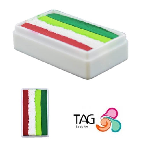 TAG Face Paint 1 Stroke - EXCL Garden Holly 30gr   #11 - Jest Paint Store