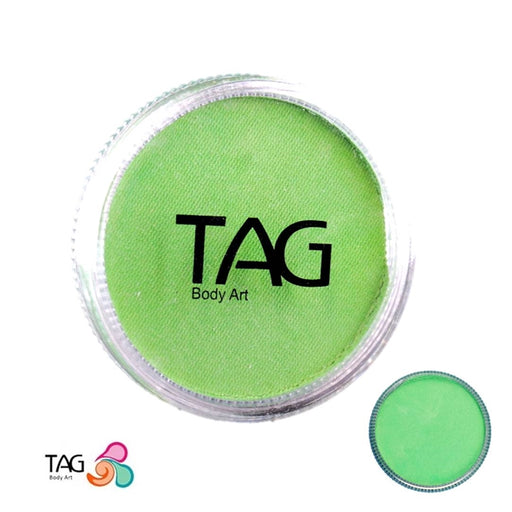 TAG Face Paint - Pearl Lime  32g - Jest Paint Store