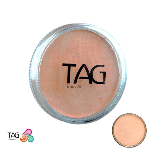 TAG Face Paint - Pearl Blush  32g - Jest Paint Store