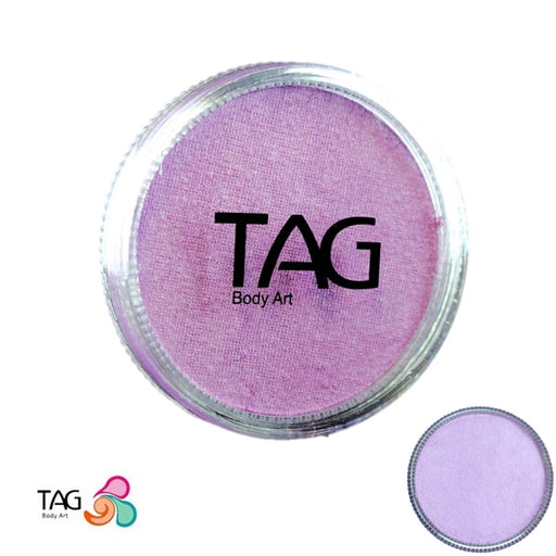 TAG Face Paint - Pearl Lilac  32g - Jest Paint Store