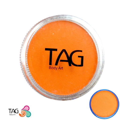 TAG Face Paint - Pearl Orange 32g - Jest Paint Store
