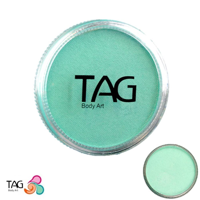 TAG Face Paint - Pearl Teal  32g - Jest Paint Store