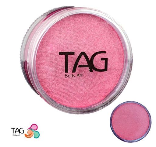 TAG Face Paint - Pearl Rose 90gr - Jest Paint Store