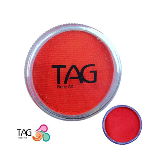 TAG Face Paint - Regular Red 32g - Jest Paint Store