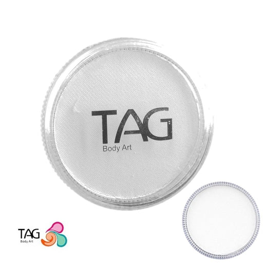 TAG Face Paint - White 32g - Jest Paint Store