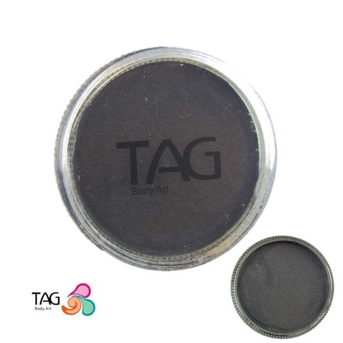 TAG Face Paint - Black  32g - Jest Paint Store