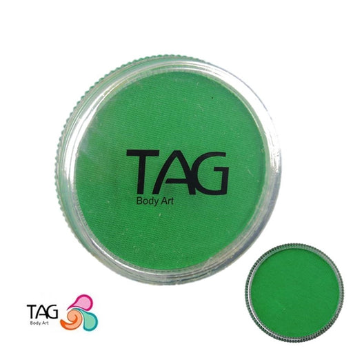 TAG Face Paint - Medium Green  32g - Jest Paint Store