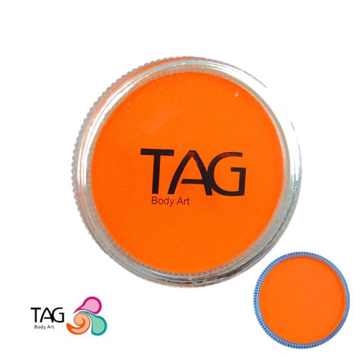 TAG Face Paint - Orange  32g - Jest Paint Store
