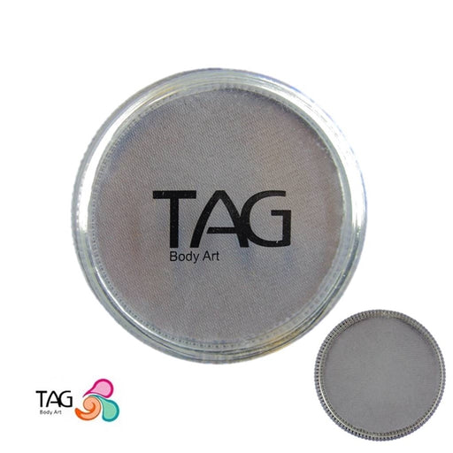 TAG Face Paint - Soft Grey  32g - Jest Paint Store
