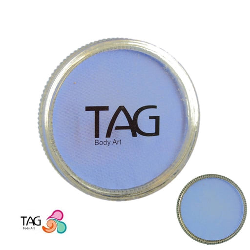 TAG Face Paint - Powder Blue  32g - Jest Paint Store