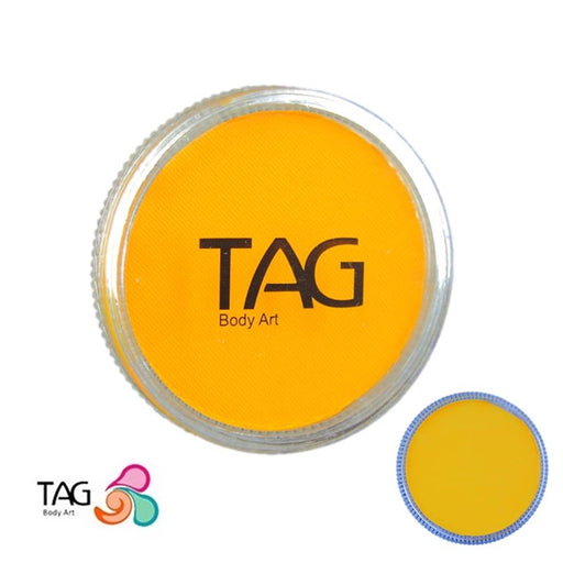 TAG Face Paint - Golden Orange  32g - Jest Paint Store