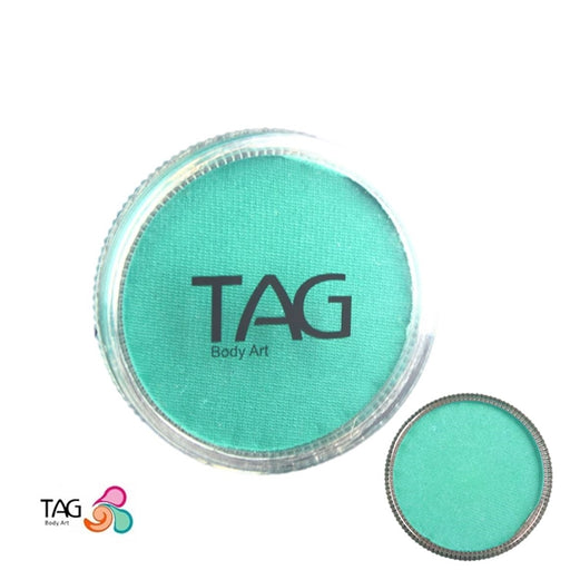 TAG Face Paint - Teal  32g - Jest Paint Store