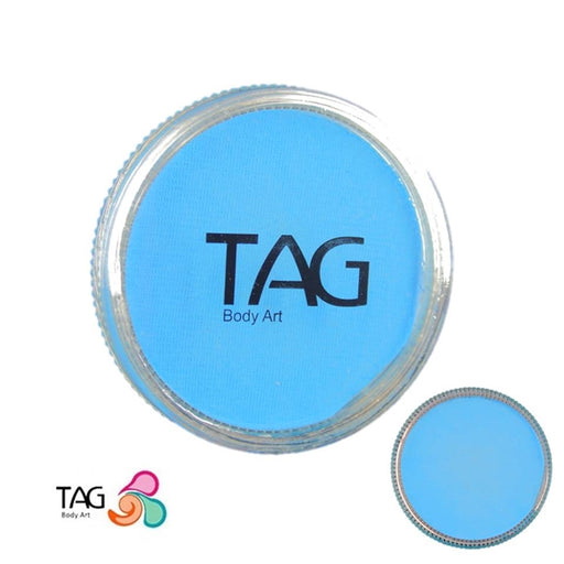 TAG Face Paint - Light Blue  32g - Jest Paint Store