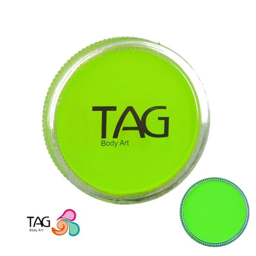 TAG Face Paint - Light Green  32g - Jest Paint Store