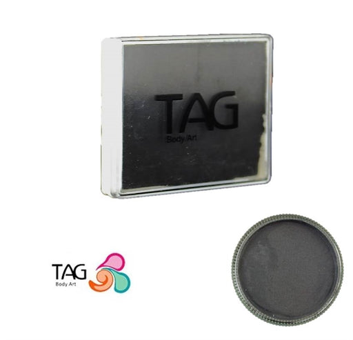 TAG Face Paint Regular - Black 50gr   #15 - Jest Paint Store